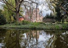 Castello Loppem fotografie stock