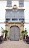 Castello - Lysice Fotografie Stock Libere da Diritti