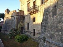 Castello magico Fotografia Stock Libera da Diritti