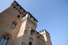 Castello in Mantua Fotografie Stock Libere da Diritti