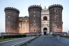 Castello Maschio Angioino Royalty-vrije Stock Afbeelding