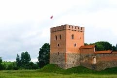 Castello medievale Fotografia Stock Libera da Diritti