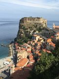 Castello medievale di scilla Stock Photography