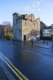Castello medievale in Irlanda Immagini Stock Libere da Diritti