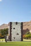 Castello medievale molto vecchio sull'isola di La Gomera Fotografie Stock Libere da Diritti