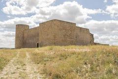 Castello a Medinaceli, Soria, Castiglia Leon, Spagna Fotografia Stock Libera da Diritti
