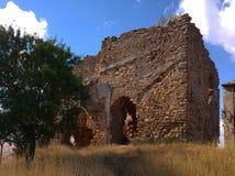Castello medioevale Immagine Stock Libera da Diritti