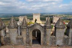 Castello medioevale di Almodovar Del Rio in spagna Immagine Stock