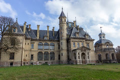Castello meraviglioso Immagine Stock