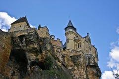 Castello Montfort Fotografia Stock Libera da Diritti