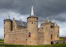 Castello Muiderslot fotografia stock