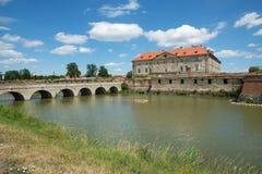 Castello nel Holic, Slovacchia fotografie stock libere da diritti