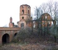 Castello nel Korets Immagini Stock
