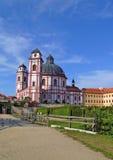 Castello nella Repubblica ceca Immagini Stock Libere da Diritti