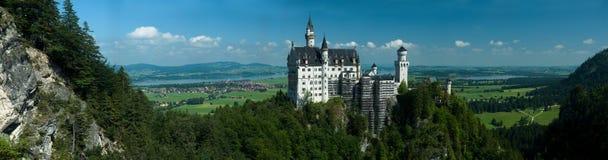 Castello Neuschwanstein Immagine Stock