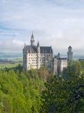 Castello Neuschwanstein Fotografie Stock Libere da Diritti