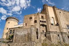 Castello Nuovo, Naples,Italy Stock Photo