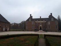 Castello olandese Slangenburg fotografia stock libera da diritti
