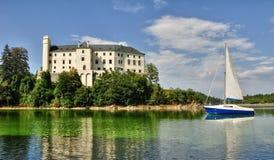Castello Orlik Immagine Stock