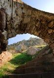 Castello Palamidi, Nafplio, Grecia Fotografie Stock Libere da Diritti