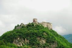 Castello Pergine, Trentino, Italy. Pergine Castle. Trentino Region, Italy royalty free stock image