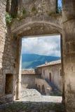Castello Piccolomini Royalty Free Stock Image