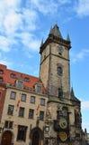 Castello a Praga Fotografia Stock Libera da Diritti