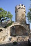 Castello Pulvertum Jena immagini stock libere da diritti