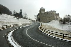 Castello reale Fotografie Stock