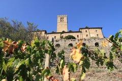 Castello Reale di Sarre Stock Image