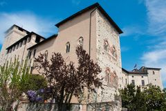 Lago Maggiore Stock Image