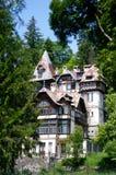 Castello in Romania Immagine Stock