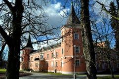Castello rosa Sokolov Fotografie Stock