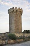 Castello rotondo in Mardakan l'azerbaijan immagini stock libere da diritti