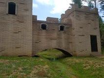 Castello in Ruidoso fotografia stock libera da diritti