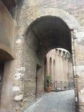 Castello s angelo Fotografie Stock Libere da Diritti