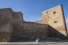 Castello Sabiote Fotografie Stock