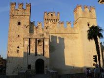 Castello Scaligero, Sirmione ( Italia ) Royalty Free Stock Photography