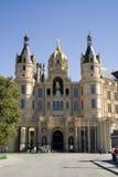 Castello Schwerin Immagini Stock