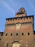 Castello Sforzesco Fotos de Stock Royalty Free
