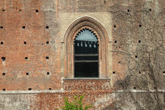 Castello Sforzesco Royalty Free Stock Photo