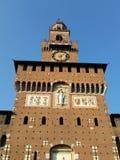 Castello Sforzesco Immagini Stock