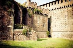 Castello Sforzesco Stock Foto