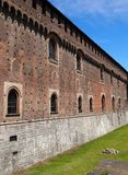 Castello Sforzesco Royalty Free Stock Image