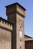 Castello Sforzesco Sforza Castle in Milan, Lombardy, Italy, 13 Stock Photos