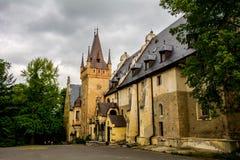 Castello Sobotka Gorka fotografia stock libera da diritti
