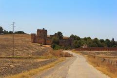 Castello spagnolo Immagini Stock Libere da Diritti