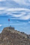 Castello (4 stagione Kars) Fotografia Stock Libera da Diritti