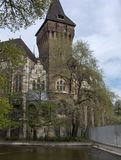 Castello storico Immagine Stock Libera da Diritti