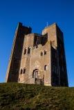 Castello storico di Orford Fotografia Stock Libera da Diritti